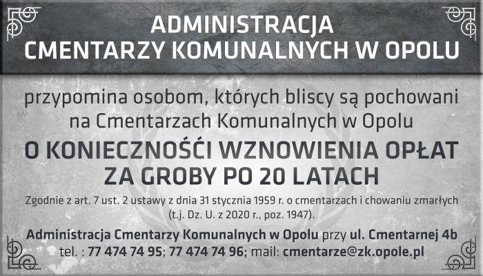 Cmentarz info cnO